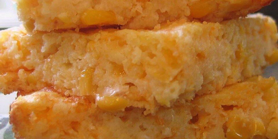 creamy cornbread casserole recipe