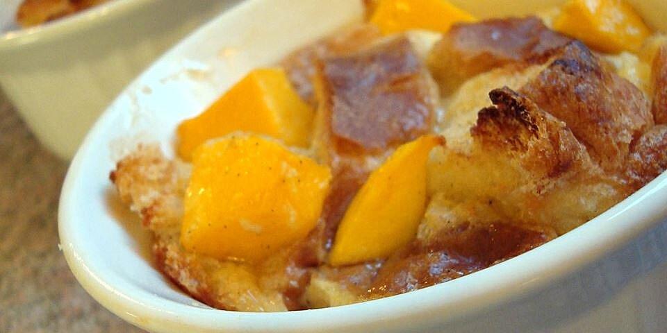 mango cardamom bread pudding recipe