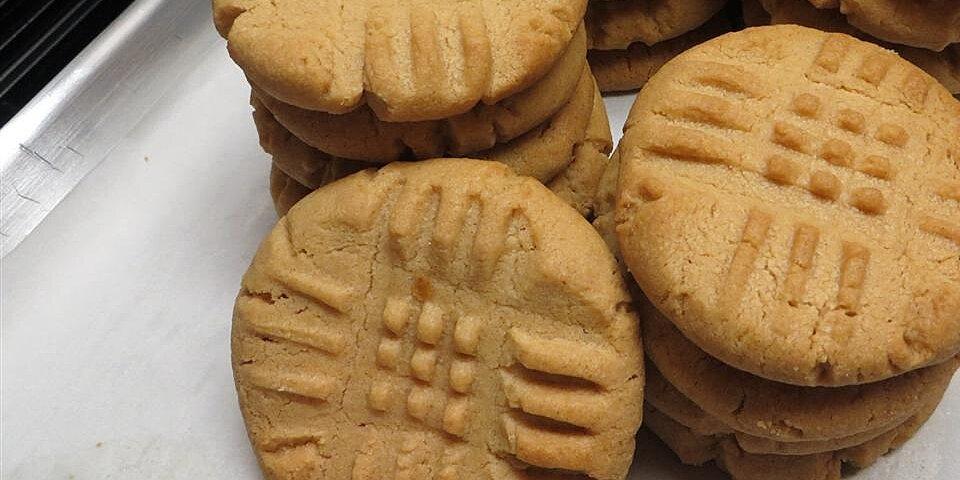 classic peanut butter cookies recipe
