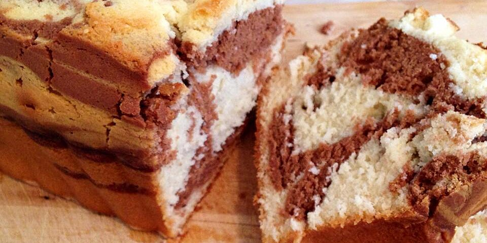 marble swirl pound cake recipe