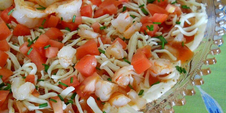 tangy shrimp dip recipe