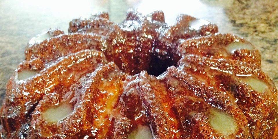 crumbly lemon bundt cake with glaze recipe