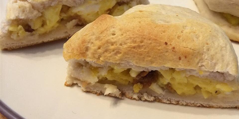 easy breakfast in a biscuit recipe