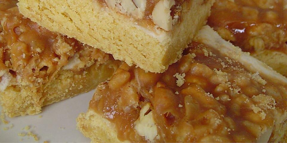 peanut candy bar cake recipe