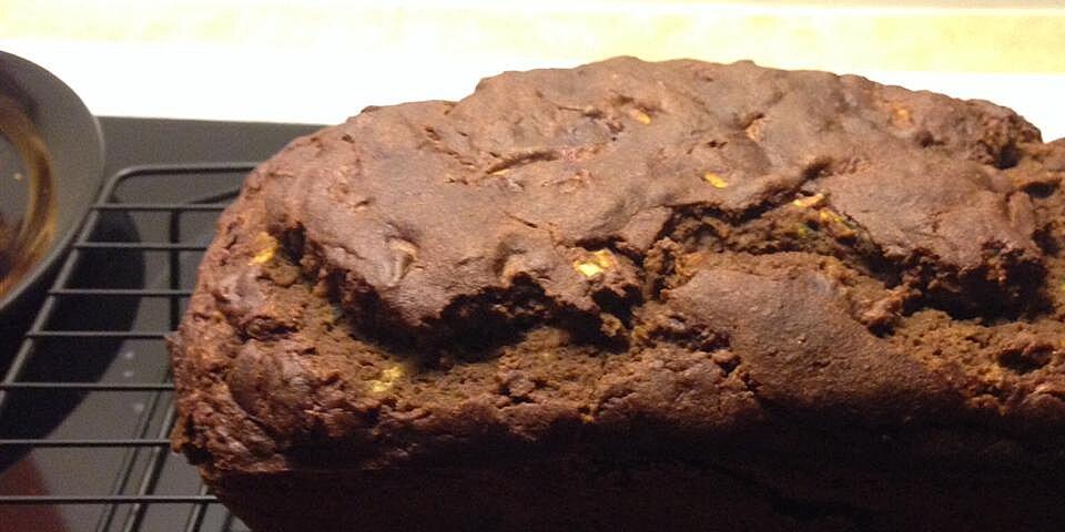 zucchini bread gluten free recipe