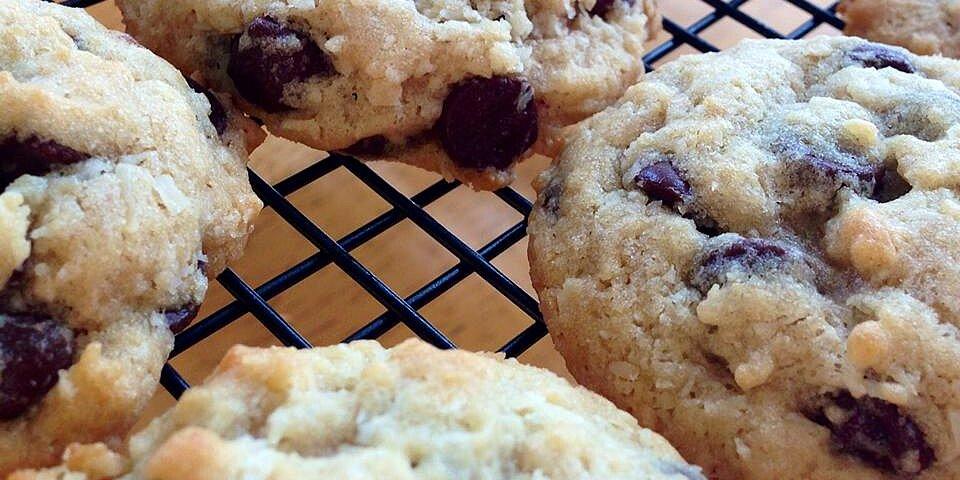 chococonut chip cookies recipe