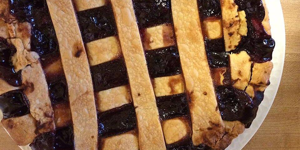 concord grape pie iii recipe