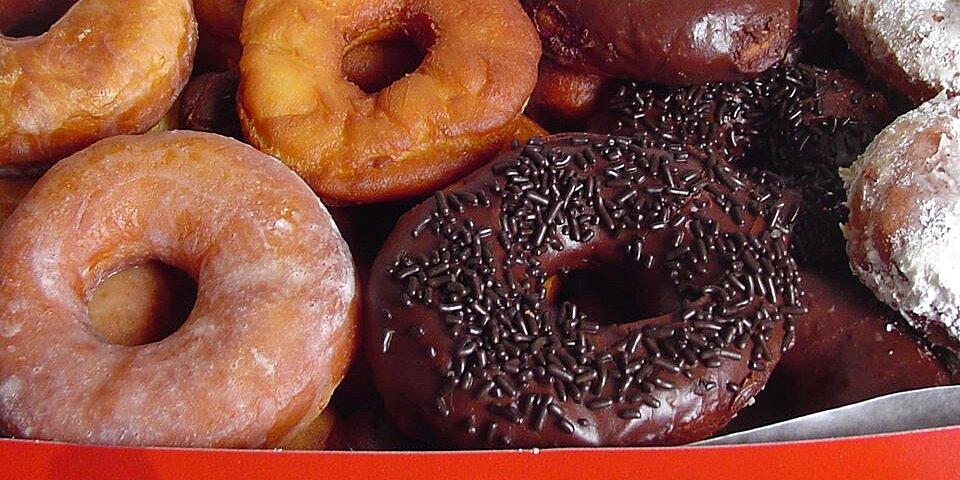 glazed yeast doughnuts recipe