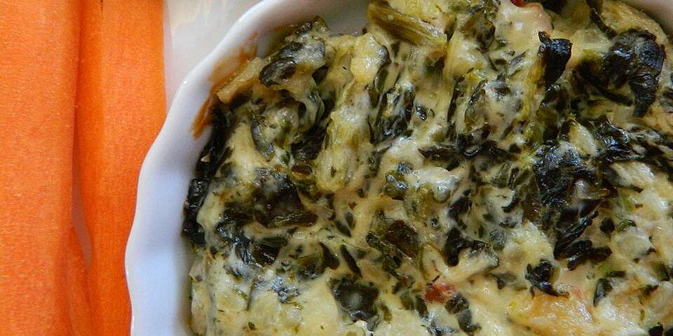spinach artichoke dip with water chestnuts recipe