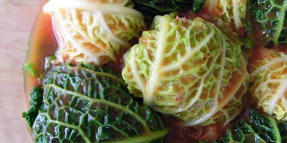 guluptsie cabbage rolls recipe