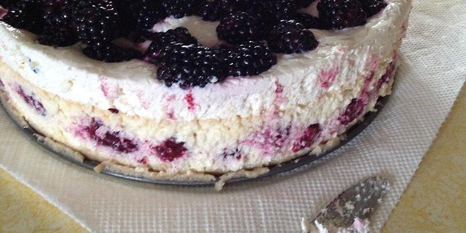 very berry cheesecake recipe