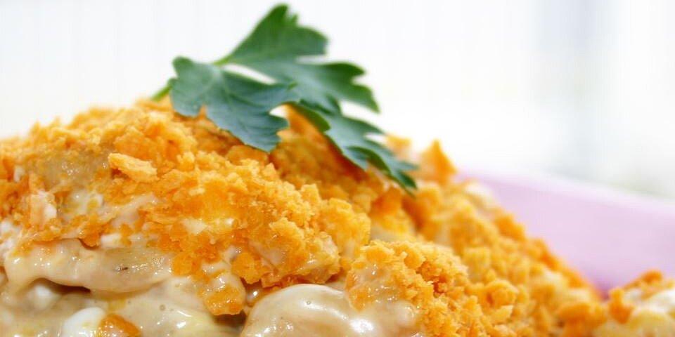 chucks favorite mac and cheese recipe