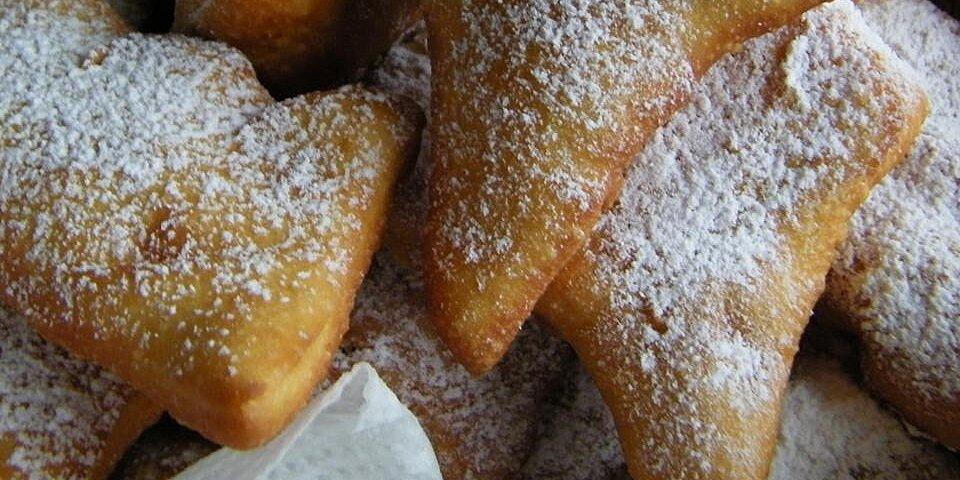 beignets recipe