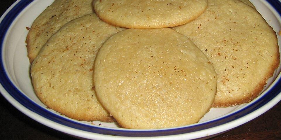 eggnog cookies iii recipe
