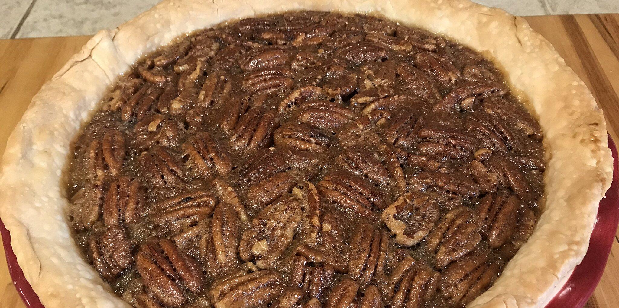 favorite bourbon pecan pie recipe