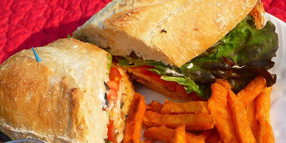 turkey and provolone sandwiches recipe
