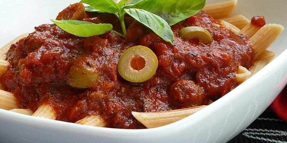 splendicious slow cooker spaghetti sauce recipe