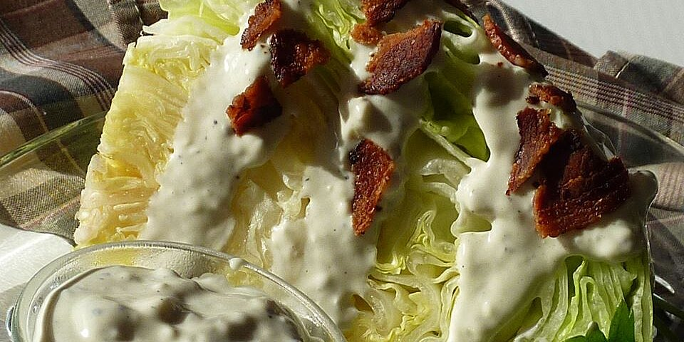 alaines blue cheese dressing recipe