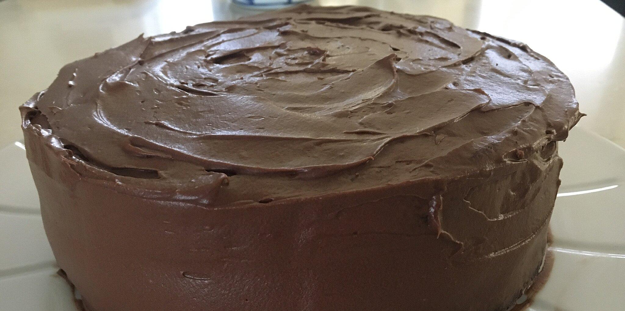greek yogurt chocolate cake recipe