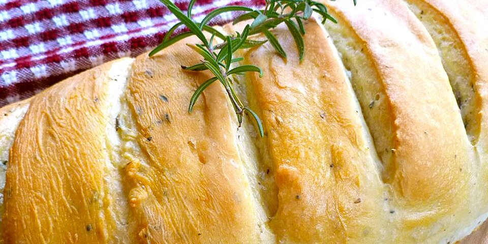 jos rosemary bread recipe