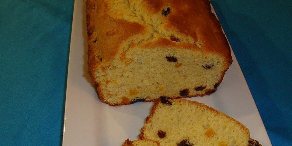orange apricot loaf recipe