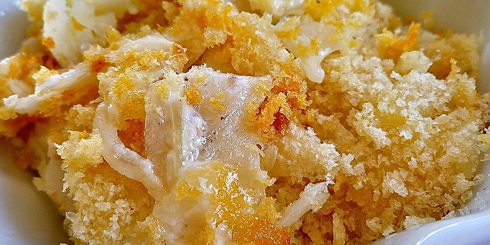 creamed cooked cabbage recipe
