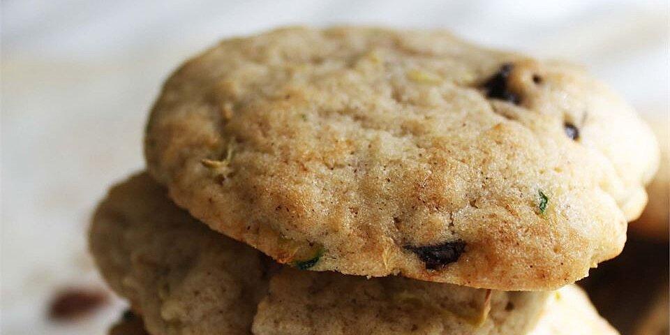 zucchini cookies recipe