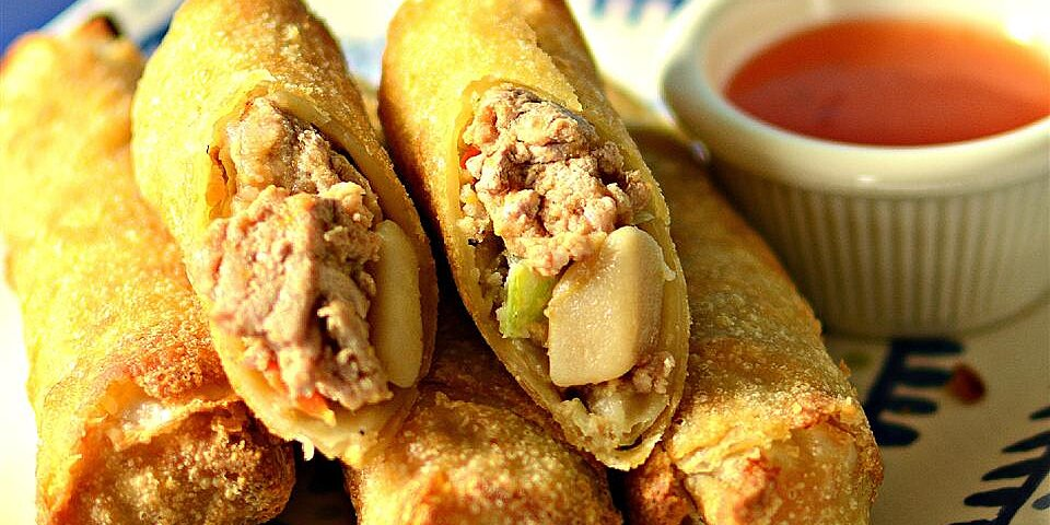 meat and potatoes lumpia recipe