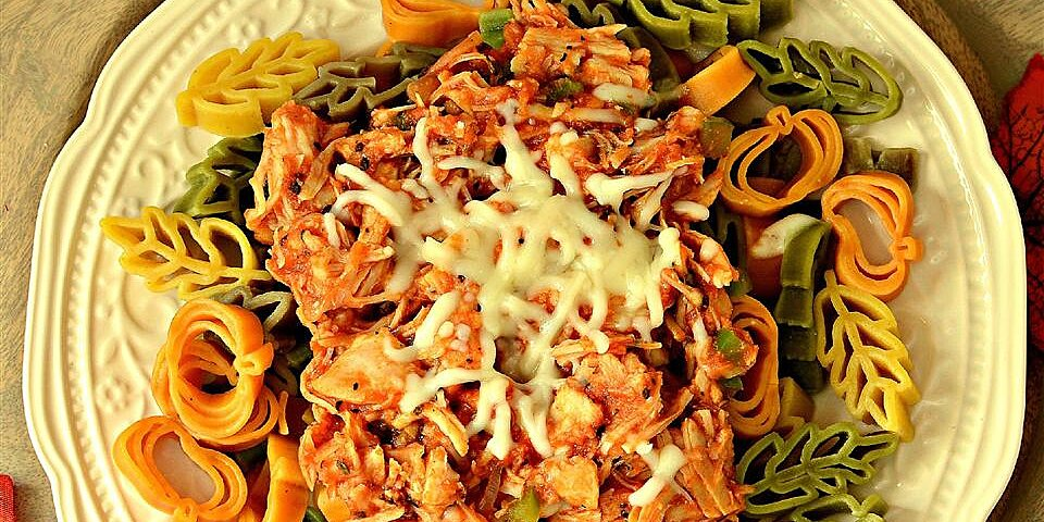 italian turkey pasta skillet recipe