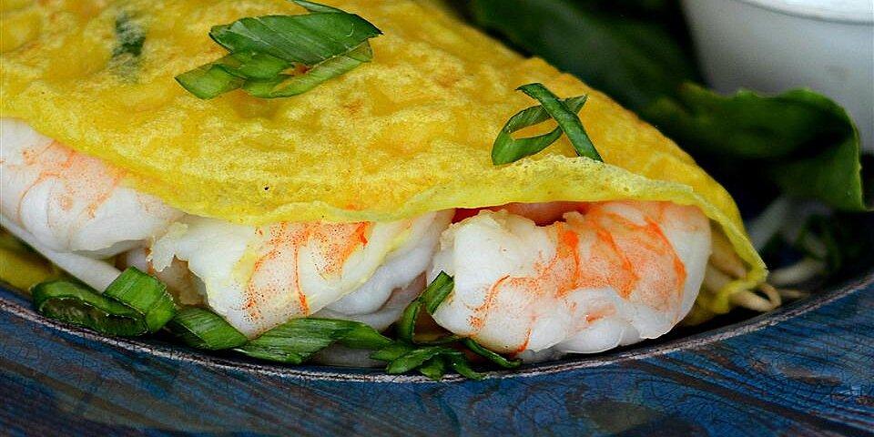 banh xeo vietnamese crepes recipe