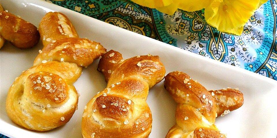 bunny pretzels recipe
