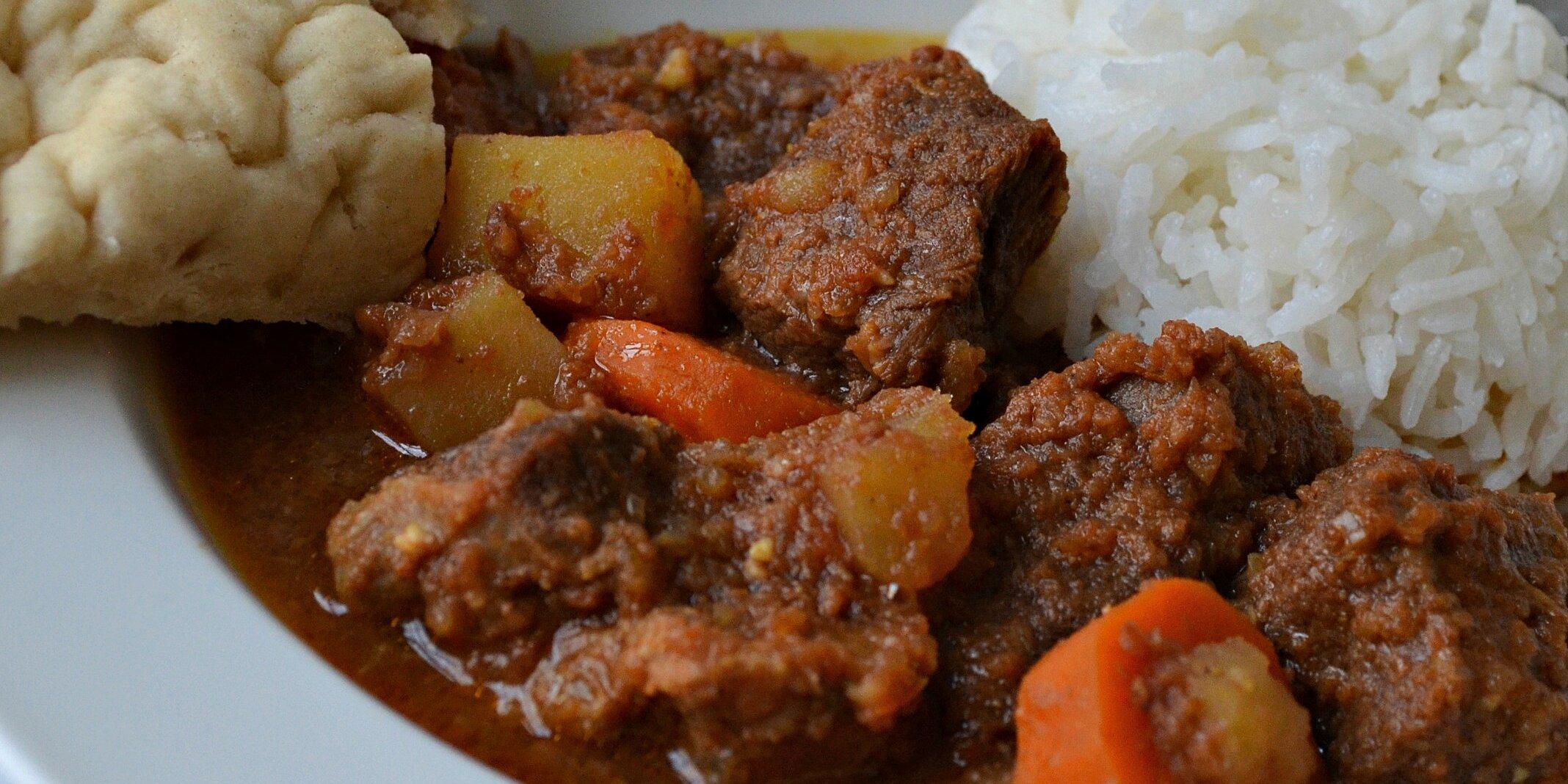 pressure cooker goat curry recipe