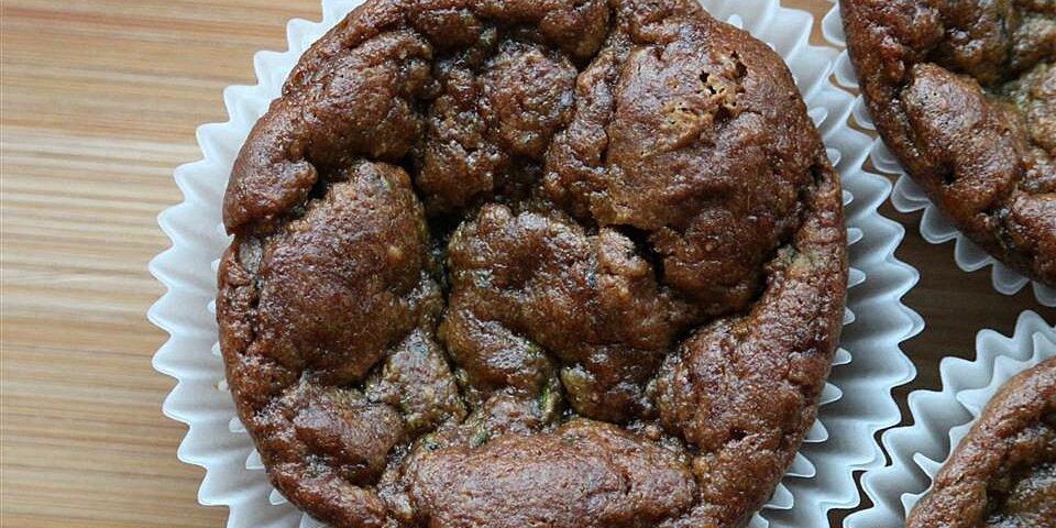 gluten free zucchini bread or muffins recipe