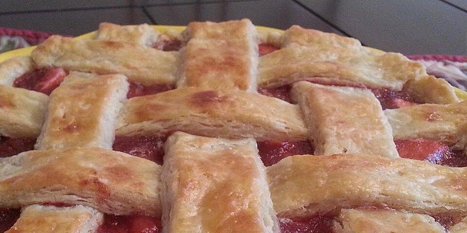 caramel apple cranberry pie recipe