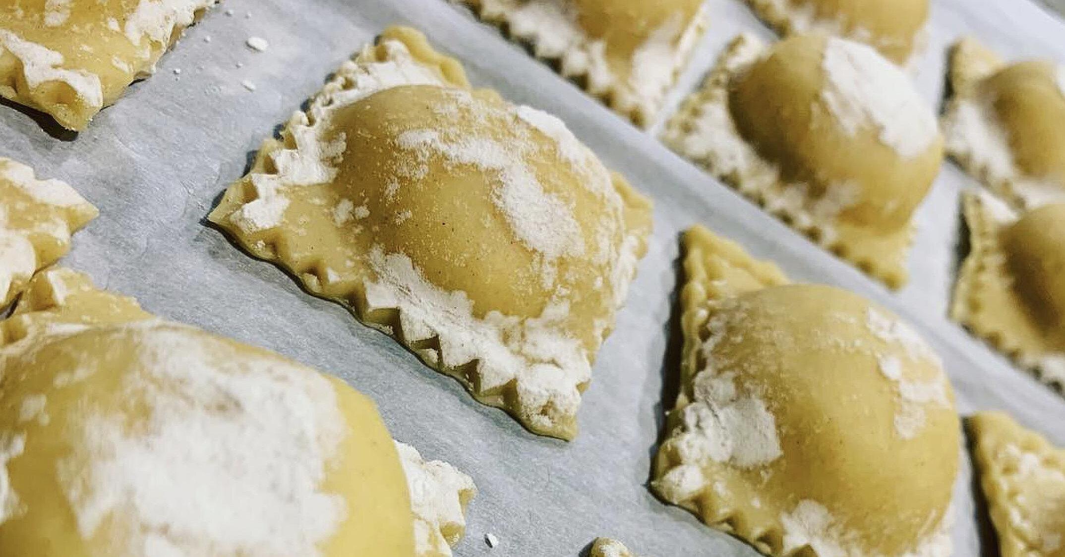 Homemade Four Cheese Ravioli Recipe Allrecipes Com Allrecipes