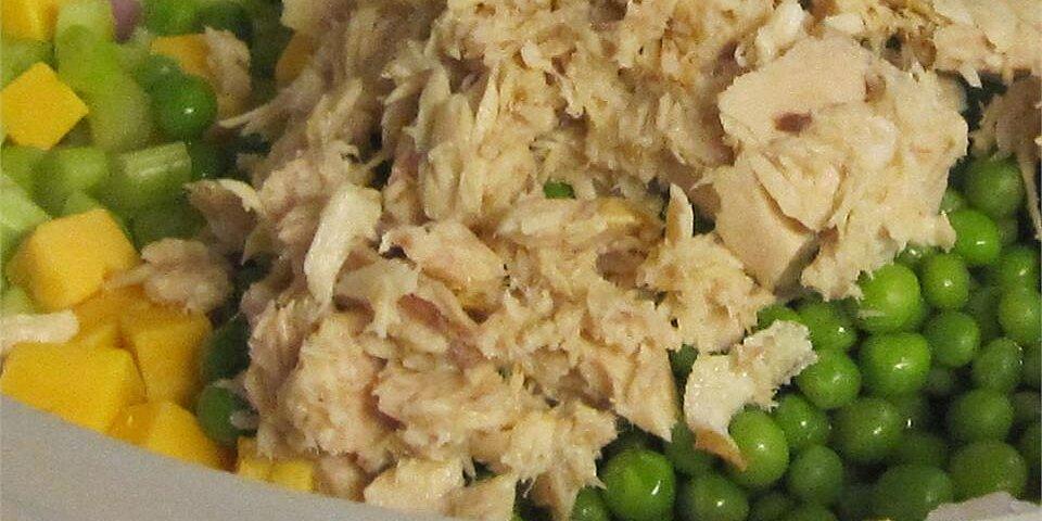 grandma wells tuna macaroni salad recipe