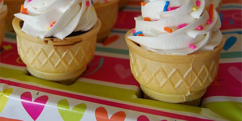 ice cream cone treats recipe
