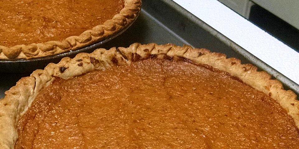 moms sweet potato pie recipe