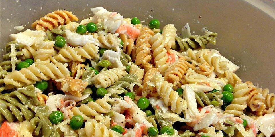 paul newman crab salad recipe
