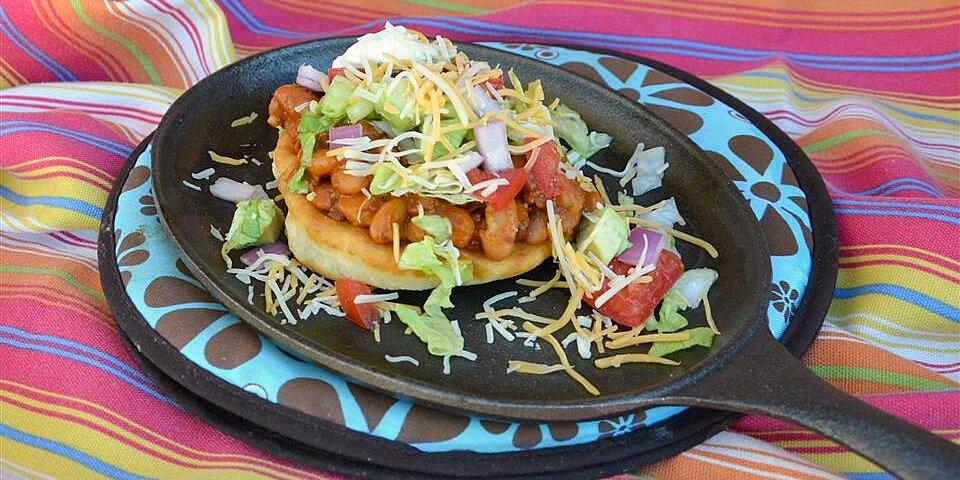 moms navajo tacos recipe