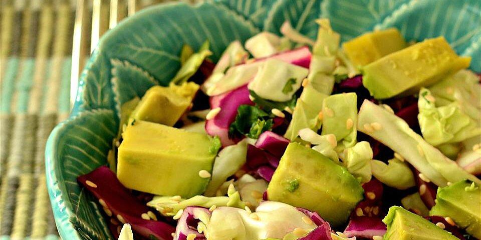 avocado slaw recipe