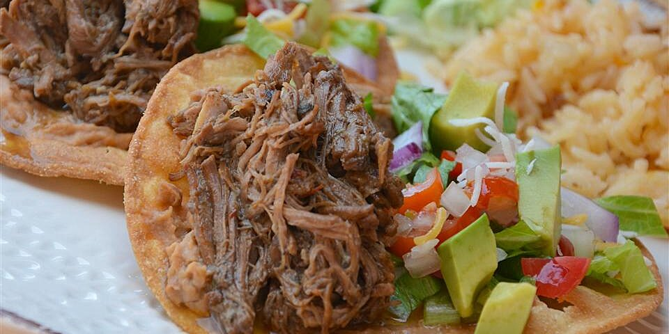 barbacoa style shredded beef recipe