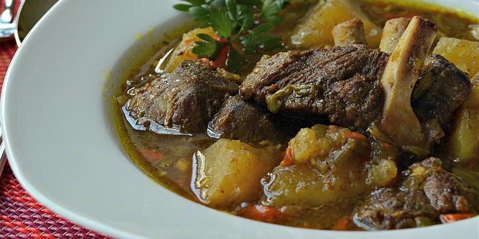 jamaican curried goat recipe