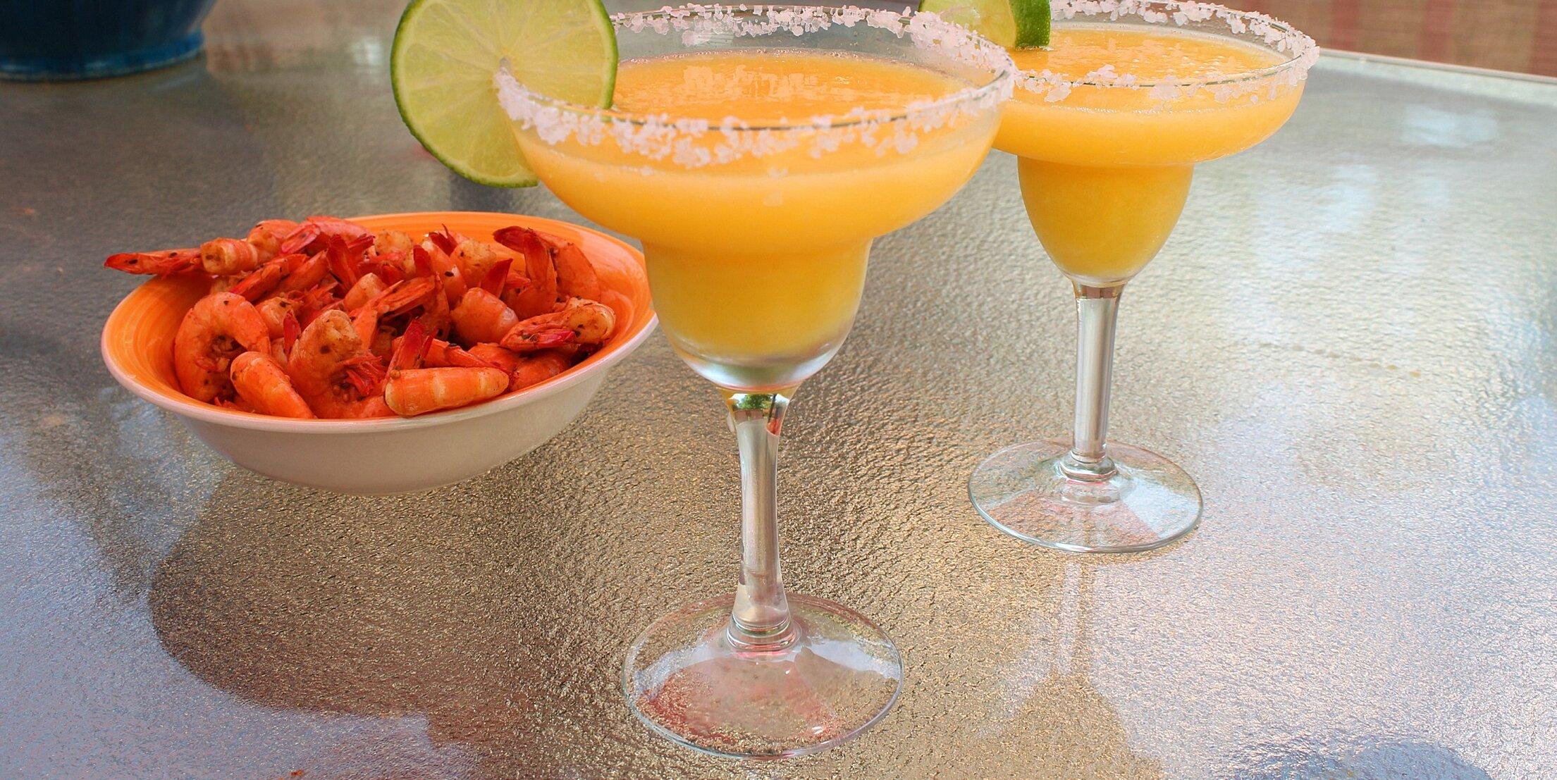 magnificent frozen mango margaritas recipe