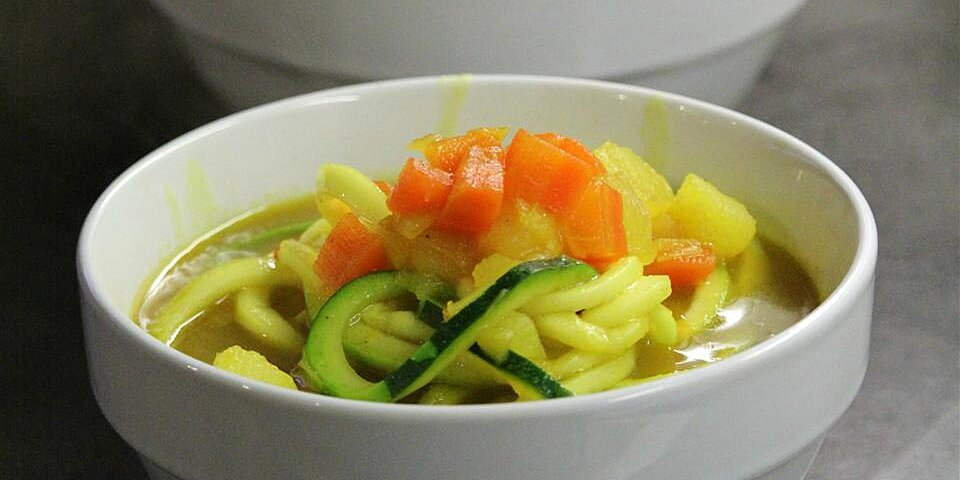 potato leek carrot and turmeric soup recipe