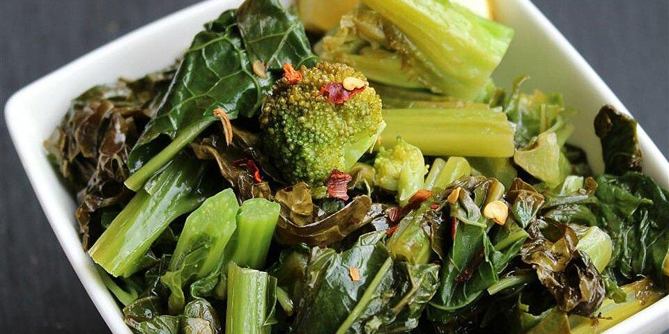 sicilian style broccoli rabe recipe
