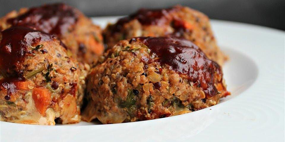 turkey and quinoa meatballs recipe