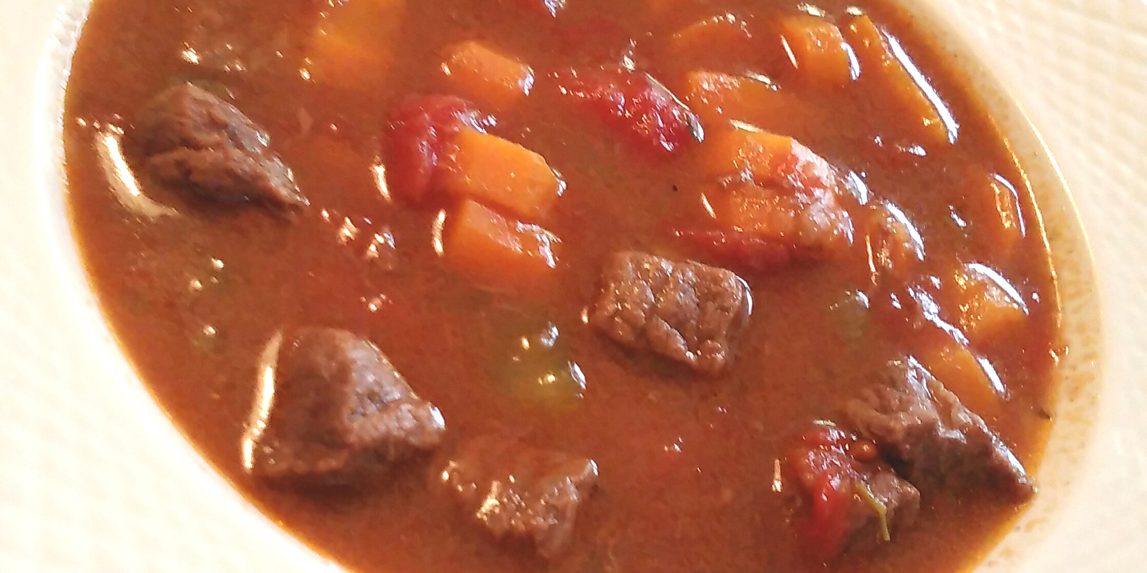 instant pot stew using frozen meat recipe