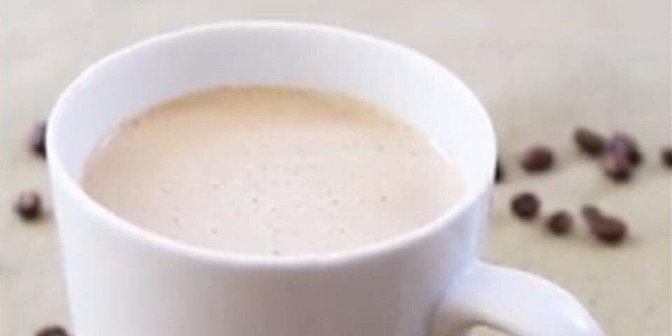 coconut oil coffee recipe