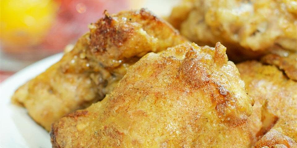 easy shake and bake chicken recipe